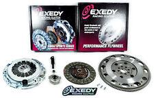 EXEDY RACING STAGE 1 CLUTCH KIT& ZF01 CHROMOLY FLYWHEEL for 2004-2011 MAZDA RX-8