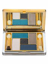 Estee Lauder Pure Color Five Colour Eye Shadow Palette  BLUE DAHLIA  NEW BOXED
