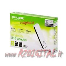 PENNA USB 2.0 TP-LINK WIFI 300Mbps WIRELESS N NOTEBOOK PC ALTA VELOCITA POTENZA