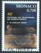 Monaco 2002 Mi 2604 ** Festiwal Filmowy TV Film