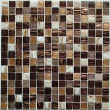Glass Mosaic Tile Sample  GM24  For walls in Kitchen or Bathroom