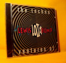 Zazaboem - ZZB 011CD - Lewis Lovebump - The Techno Ventures Of .. House, Techno