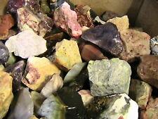 TUMBLER ROCKS Agate/Jasper Mx FREE SHIPPING Half Lb Stones Tumbling Rock Tumbler
