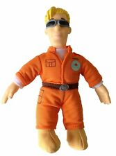 Fireman Sam 8 inch Plush Collectable Soft Toy - Tom Thomas - Collect them all!
