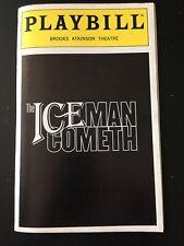"Tony Danza Kevin Spacey Paul Giamatti ""The Iceman Cometh"" Playbill"