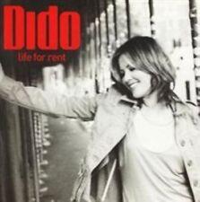 Dido Life for Rent CD Album Hidden TRK UK 2003 Cheeky/arista