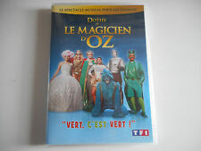 DVD NEUF - DOROTHY ET LE MAGICIEN D'OZ / SPECTACLE MUSICAL POUR ENFANTS- ZONE 2