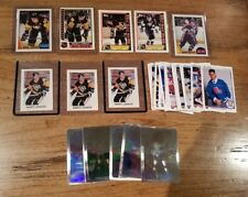 1980s Gretzky Lemieux Hockey Card Lot + Rookies!