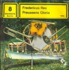 """7"""" Elite Blasorchester/Fredericus Rex (Marsch 8)"""