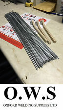 100x Soldadura De Aluminio soldadura Durafix Easyweld A Baja Temperatura GB