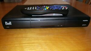 9400 - Bell HD Dual-Tuner Satellite Receiver