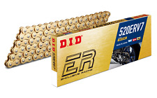 DID 520 ERV7 120 Link X-Ring Gold Race Chain