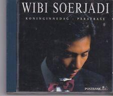 Wibi Soerjadi-Koninginnedag cd maxi single