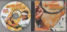 ACTUA TENNIS PC CD ROM - GAME VIDEO GIOCO GAMES INTRATTENIMENTO SPORT  facebook
