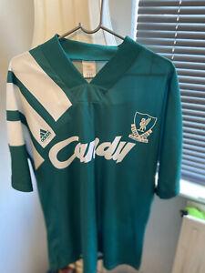 Liverpool Fc Retro Vintage Football Shirts