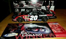 Joey Logano #20 GameStop Kentucky Win 2008 Camry 1 of 3,180 (Rookie car 1st win)
