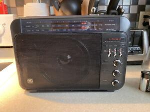 GE SUPERADIO III High Performance AM/FM Radio - NIB - Tested - Never Used