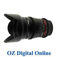 New Samyang 35mm T1.5 AS UMC for Nikon 1 Yr Au Wty