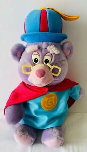 ZUMMI GUMMI Bear Gummy Plush Soft Toy Doll VINTAGE 1985 Fisher Price 45cm RARE
