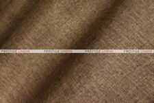 "Per Yard Vintage Linen Dress Apparel Fabric - 58"" Wide - Chocolate"