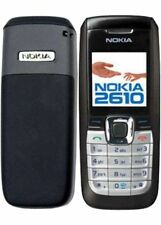 Brand New Nokia 2610 - Black (Unlocked) Mobile Phone+ 12 MONTHS WARRANTY