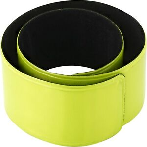 Reflective Arm Bands - Cycling reflective snap bands - Various Colours