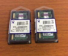 4GB (2x 2GB Kit) HP / Compaq Compatible Series DDR2 Laptop/Notebook RAM Memory