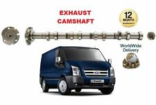 FOR FORD TRANSIT + TOURNEO 2.2 TDCi TD 2006-->ON ENGINE EXHAUST CAMSHAFT