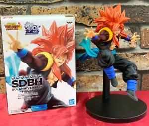 Super Dragon Ball Heros 9th ANNIVERSARY FIGURE Super Saiyan 4 Gojita Zeno figure