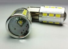 P21/5W BAY15d 18SMD + 5W CREE DRL LED XENON WHITE STOP TAIL CAR BULBS B