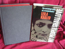 My People Shall Live - Autobiography of a Revolutionary - Leila Khaled Glubb Pas