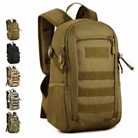Outdoor Military Tactical Backpack Molle Travel Bag Rusksack Hiking Camping New