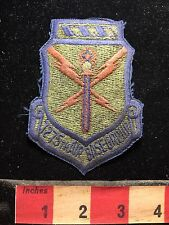 USAF Air Force Military Patch 7275th AIR BASE GROUP 76Y9