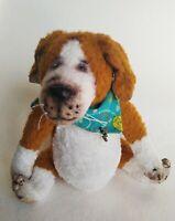 Teddy dog Borya OOAK Artist Teddy by Voitenko Svitlana.