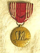 WWII GOOD CONDUCT MEDAL