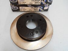 Premium Rear Disc Brake Rotor set (2) - Honda Accord 1991-1997 & Acura CL 1997
