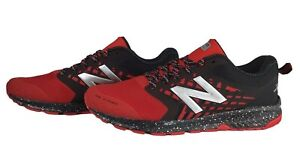 New Balance Fuel Core Nitrel All Terrain Shoes Red MTNTRCR1