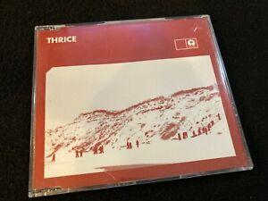 Thrice ~ Eclipse EP CD Live Single OOP Promo Rare Dustin Kensrue 2004