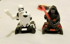 Star Wars Stormtrooper & Kylo Ren Ferrero Miniature Figures Made by Ferrero