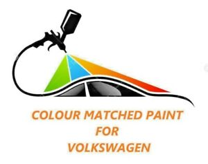 BASECOAT PAINT FOR VOLKSWAGEN VW  - ALL COLOURS