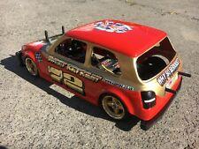 Micrastock RC Banger Racing built car Kamtec Micra Stox  £129.99