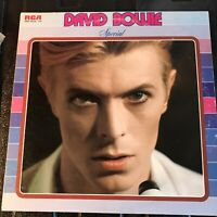 David Bowie – Special DOUBLE JAPAN RCA – SRA-9503~04 Gatefold No Obi EX thru