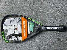 Head Graphene Radical 160 Racquetball Racquet, Strung, Grip 3 5/8, Brand New