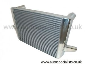 Airtec 60mm Core RS500 Style intercooler 3dr & Sapphire. Silver