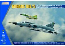 KINETIC 48052 1:48th  Mirage IIIE/5 IIIEBR/IIIEA.IAI M5 DAGGER South America