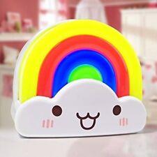 OxyLED Rainbow LED Baby Kids Night Light Sensor Control Bedroom Wall Decor Gift