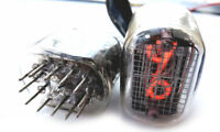 IN-15A (ИН-15А) NIXIE TUBES, SIGN DISPLAY INDICATOR, VINTAGE LAMP -- NEW (1 pcs)