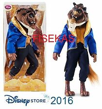 Disney Store Exclusive Beauty and the Beast 12 Inch Classic Doll The BEAST NEW