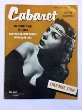 Cabaret Vol. 1, No. 10, Feb. 1956 ft. Do May