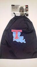 Louisiana Tech Bulldogs Collegiate Licensed Product Nylon Back Sack in Black!